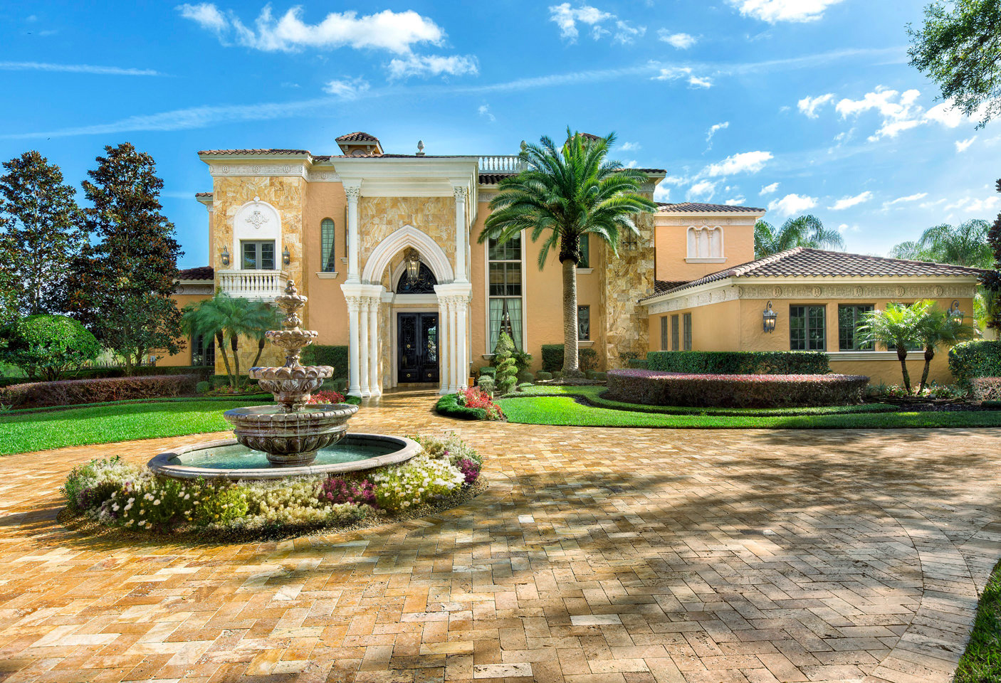 Florida mega mansions for sale affordable court of for Mega homes for sale